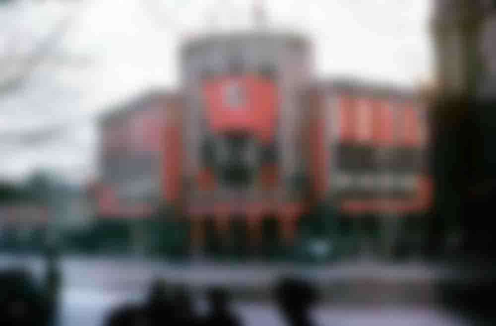Здание Центрального телеграфа, ул. Тверская, 7, Москва.