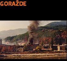 GORAŽDE - Uzimanje osoblja UN-a za taoce. 