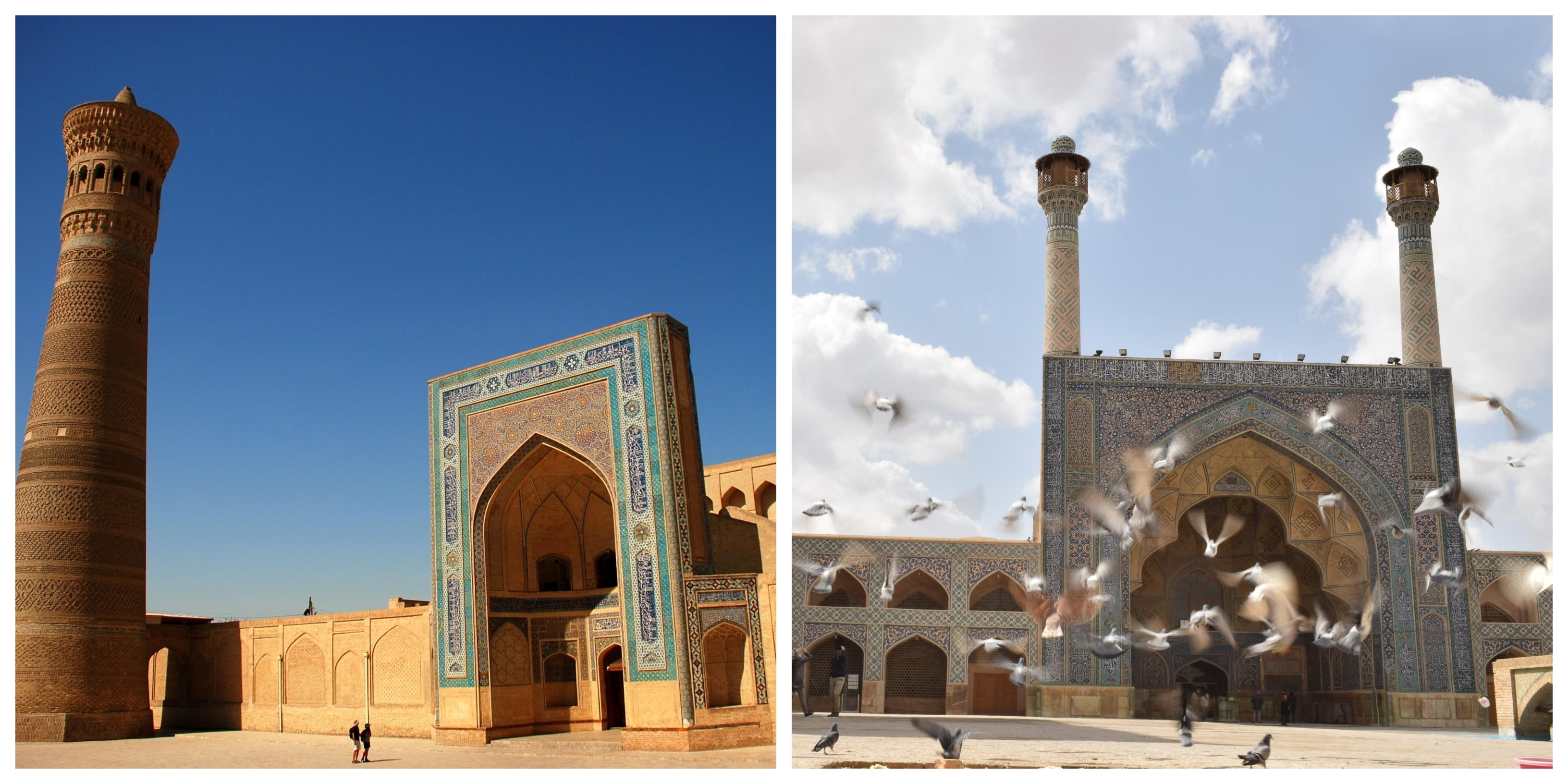 Қай сурет Өзбекстанда түсірілген?