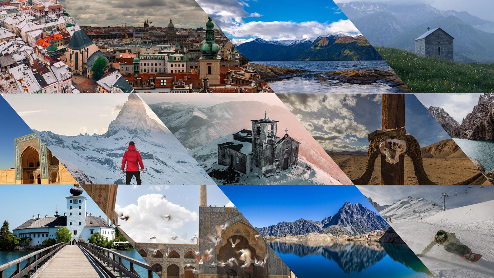 Шымбұлақ әлде Швейцария? Австрия әлде Қырғызстан?