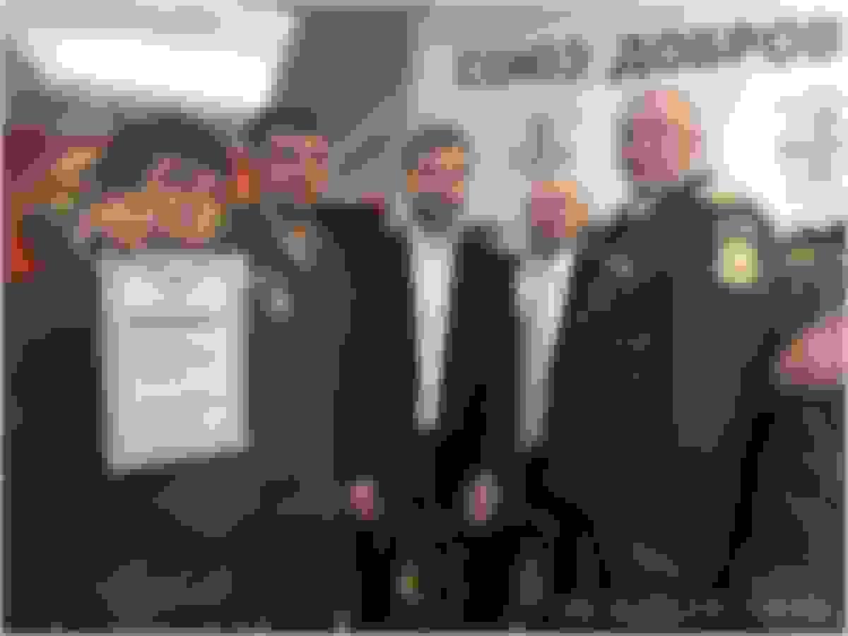 """Аносов с Сурковым в Москве на встрече """"Союза добровольцев Донбасса"""""""
