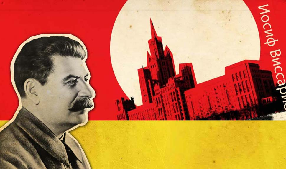 joseph stalin rise to power